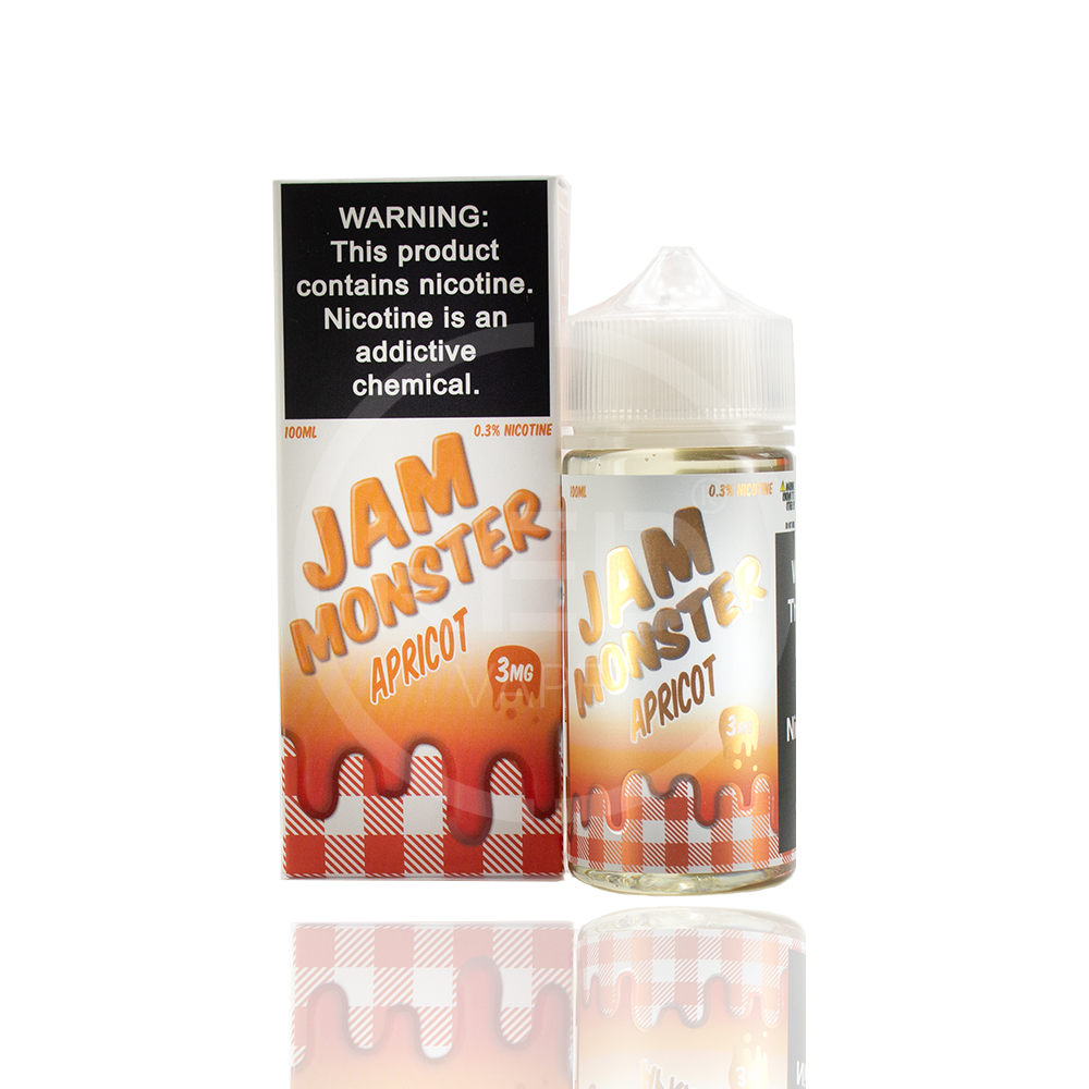 Жидкость Jam Monster | REDVAPE.RU